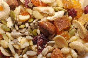 nuts-and-seeds for Omega 3