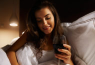 Wine At Bedtime